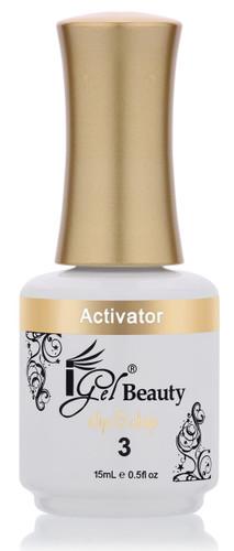 iGel Dip & Dap Powder - #3 ACTIVATOR 0.5 oz