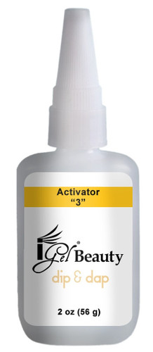 iGel Dip & Dap Powder - #3 ACTIVATOR 2 oz