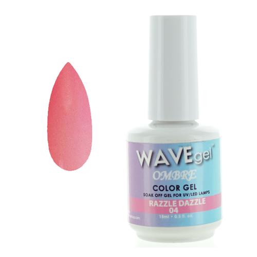 WaveGel Ombre Color Gel - #4 Razzle Dazzle .5 oz