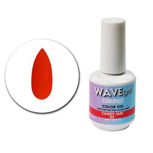WaveGel Ombre Color Gel - #5 Candy Jam .5 oz