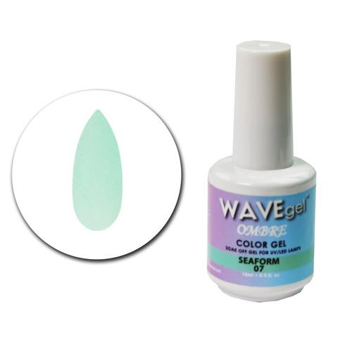 WaveGel Ombre Color Gel - #7 Seaform .5 oz