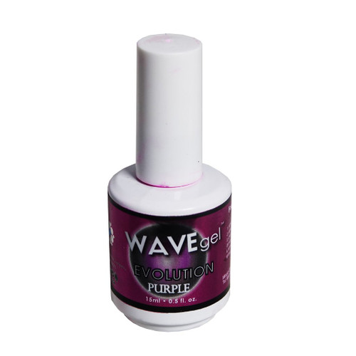 WaveGel Evolution Purple Gel .5 oz