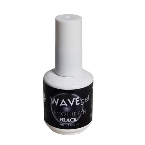 WaveGel Evolution Black Gel .5 oz