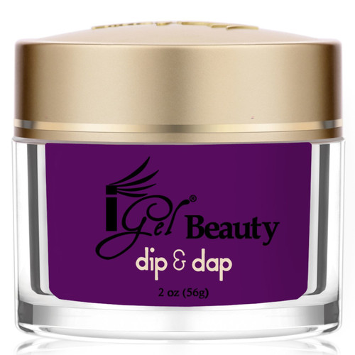 iGel Dip & Dap Powder - DD115 VIVACIOUS 2oz