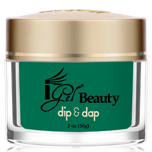 iGel Dip & Dap Powder - DD125 EMERALD 2oz