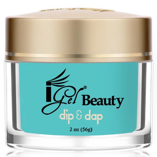 iGel Dip & Dap Powder 2oz - DD130 SEAFOAM