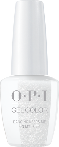 OPI GelColor - #HPK01 - Dancing Keeps Me on My Toes - Nutcracker Collection .5 oz