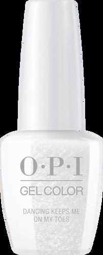 OPI GelColor - #HPK01 - Dancing Keeps Me on My Toes - Nutcracker Collection .5 oz