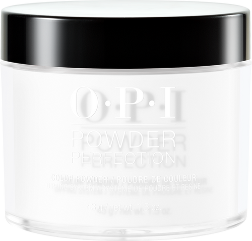 25% OFF - OPI Dipping Pink & White Powders - #DPL00 Alpine Snow 1.5 oz