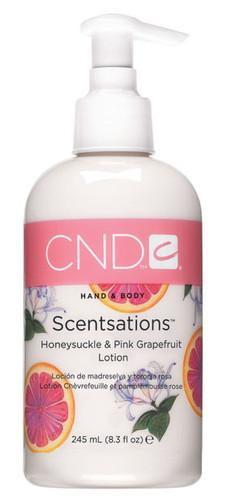 CND Honeysuckle & Pink Grapefruit Lotion 8.3 oz