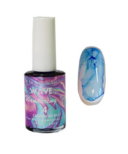 WaveGel Wandering Ink (Prev. Marble Ink) - #4 Cambridge Blue