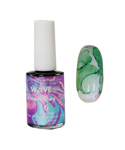 WaveGel Wandering Ink (Prev. Marble Ink) - #6 Pine Tree .44 oz