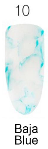 DND DC Gel Ink - #10 Baja Blue .6 oz