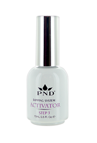 PND Dip Liquid - #3 Activator .5 oz