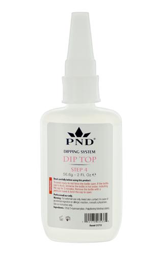 PND Dip Liquid - #4 Dip Top Refill 2 oz
