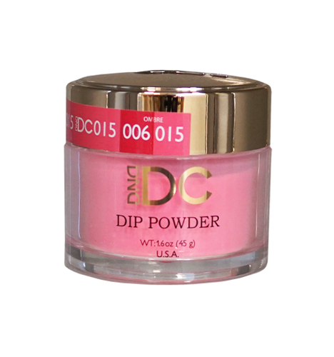 DND DC Dipping Powder - #015  PINK DAISY
