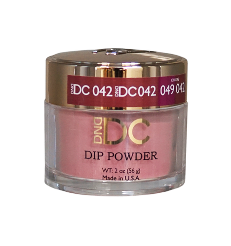 DND DC Dipping Powder - #042  RED CHERRY