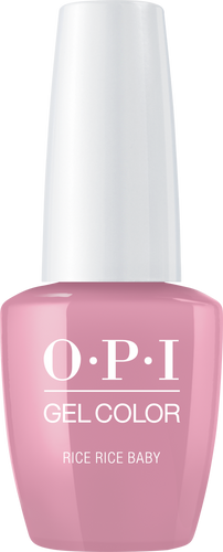 OPI GelColor - #GCT80 Rice Rice Baby - Tokyo Collection .5 oz