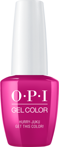 OPI GelColor - #GCT83 Hurry-juku Get This Color! - Tokyo Collection .5 oz