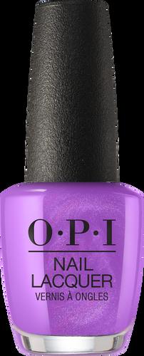 OPI Lacquer -#NLT85 Samurai Breaks a Nail - Tokyo Collection .5 oz