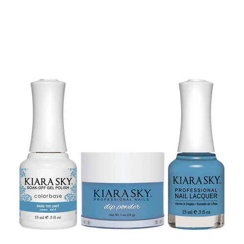 Kiara Sky 3in1(GEL+LQ+Dip) - #415 SKIES THE LIMIT
