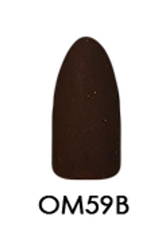 Chisel 2in1 Acrylic & Dipping 2 oz - OM59B - Ombre B Collection