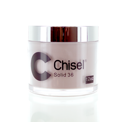 20% Off Chisel 2in1 Acrylic & Dipping Refill 12 oz - SOLID 36