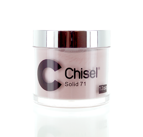 20% Off Chisel 2in1 Acrylic & Dipping Refill 12 oz - SOLID 71