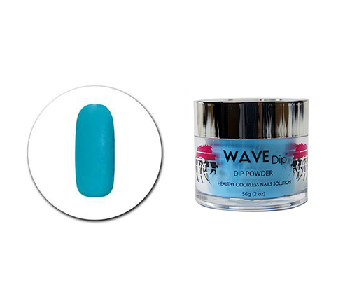 Wavegel Dip Powder 2oz - #101(W51101) BLUE DE FRANCE