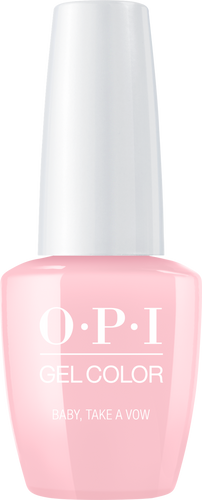 OPI GelColor - #GCSH1 Baby, Take a Vow - Always Bare For You Collection .5 oz