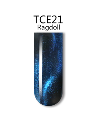iGel 3D Cat Eye Gel Polish - #TCE21 Ragdoll .5 oz