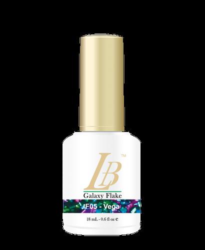 LB Galaxy Flake Gel - #F05 Vega .6 oz