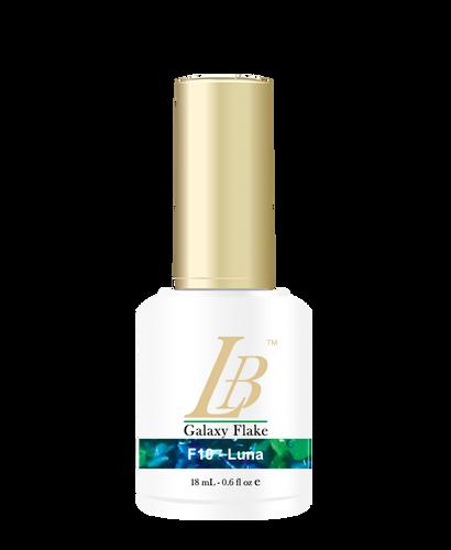 LB Galaxy Flake Gel - #F10 Luna .6 oz