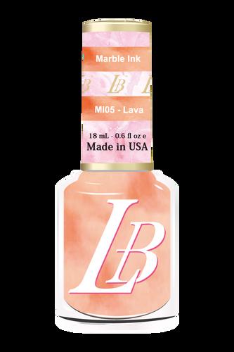 LB Marble Ink - #MI05 Lava .6 oz