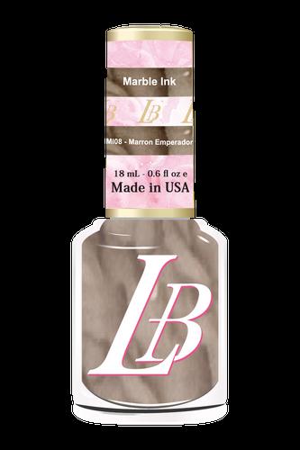 LB Marble Ink - #MI08 Marron Emperador .6 oz