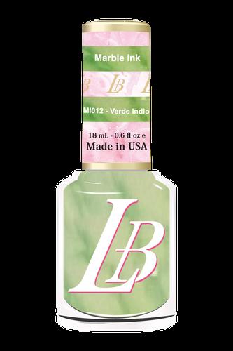 LB Marble Ink - #MI12 Verde Indio .6 oz