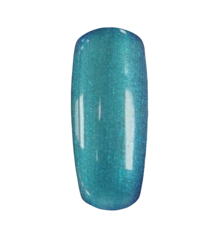 PND Sea Glitter Soak Off Gel .5 oz - SG39