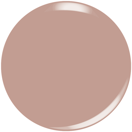 Kiara Sky Gel + Lacquer - #G608 Taup-less - In The Nude Collection