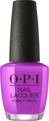OPI Lacquer -#NLN73 Positive Vibes Only - Neon 2019 Collection .5 oz