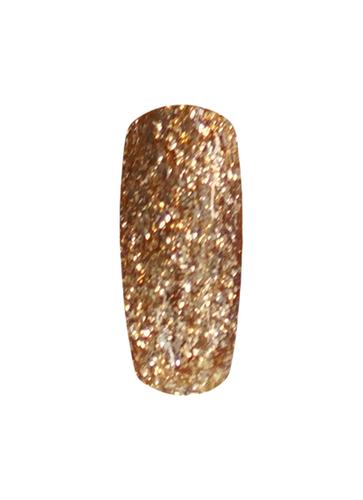 WaveGel Titanium Color Gel - #38 Burmese Gold .5 oz