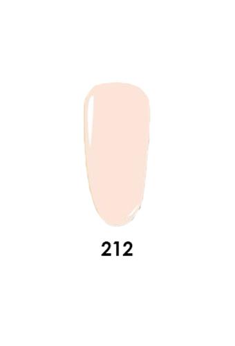 WaveGel Matching S/O Gel & Nail Lacquer - W212 Open Toe Dojo .5oz