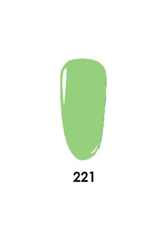 WaveGel Matching S/O Gel & Nail Lacquer - W221 Sour Patch Drop .5oz