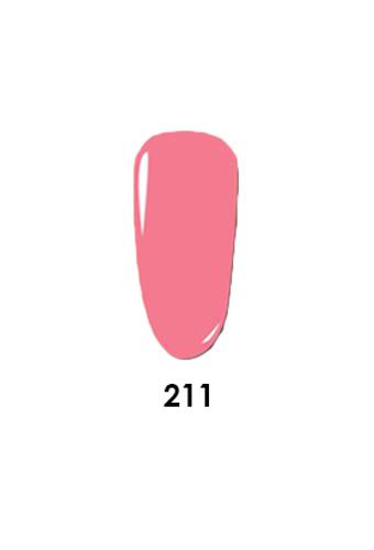 Wavegel 3in1 Matching (GEL+LACQUER+DIP) - #211(W211) NO WIFI ZONE