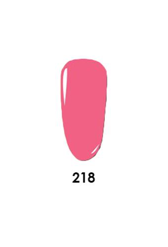 Wavegel 3in1 Matching (GEL+LACQUER+DIP) - #218(W218) AMALFI COAST