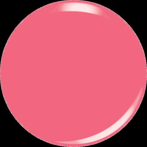 Kiara Sky Gel + Lacquer -#G615 Grapefruit Cosmo - Electro POP Collection