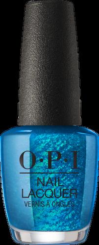 OPI Lacquer - #NLU19 Nessie Plays Hide & Sea-k - Scotland Collection .5 oz