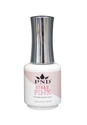 PND Clear Pink Gel .5 oz