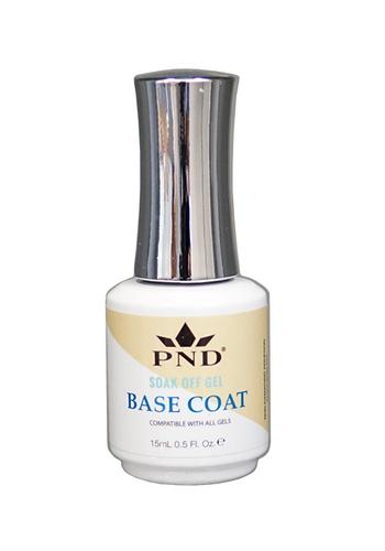 PND Soak Off Gel Base Coat .5oz