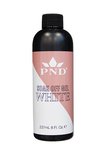 PND Soak Off Gel White Refill 8 oz