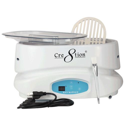 Cre8tion Digital Paraffin Wax Warmer (White)